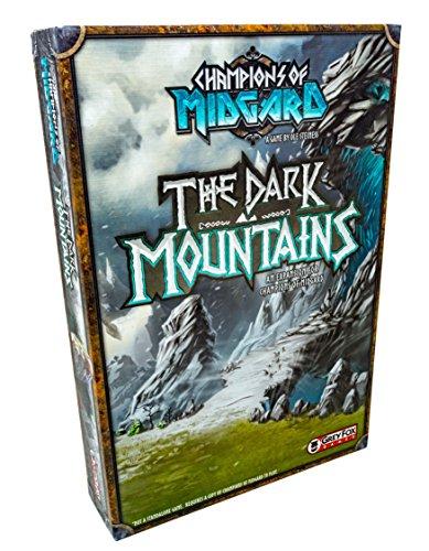 (Grey Fox Games ChampionsofMidgard: the Dark Mountains Expansion Game)