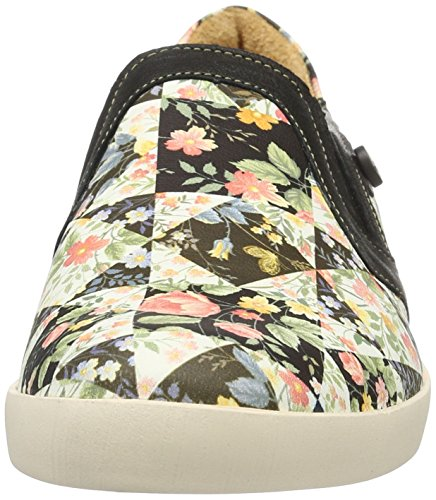 Pensare! Pantofola Mare Donna Multicolore (sz / Kombi 09)