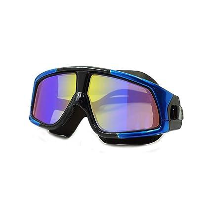 04b14c4f0f EnzoDate Rx Prescription Swim Goggles Hyperopia Swimming Glasses Optical  Corrective Snorkel Mask Free Ear Plugs