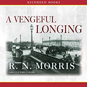 A Vengeful Longing Audiobook