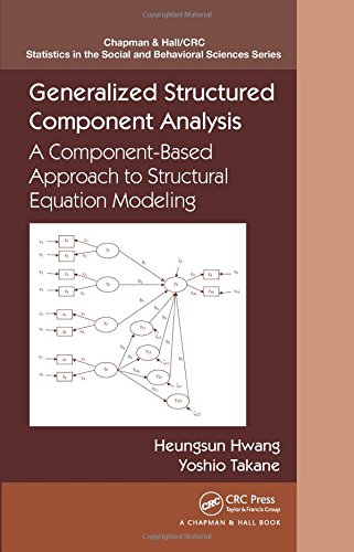 Generalized Structured Component Analysis: A Component-Based Approach to Structural Equation Modeling (Chapman & Hal