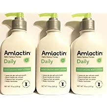 AMLACTIN 12% Moisturizing Body Lotion 8 oz by AmLactin