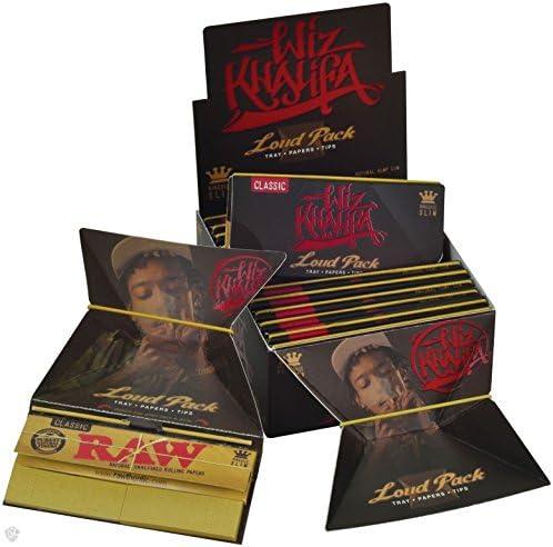 Wiz Khalifa Artesano Style – Loud Pack – RAW King Size Slim liar ...