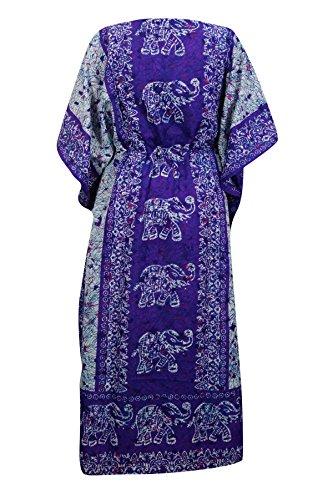 Mogul Interior Damen Kleid violett violett