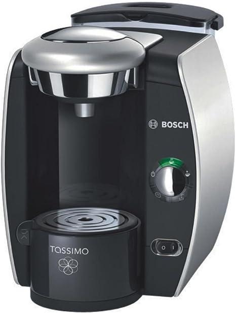 BOSCH Cafetera expreso Tassimo TAS4211 - Antracita: Amazon.es: Hogar