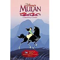 Disney Mulan Cinestory Comic: 20th Anniversary Collectors Edition