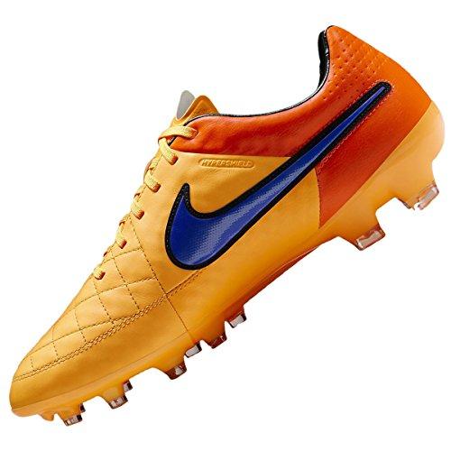 NIKE Calcio Fg Legacy da Scarpe orange Tiempo Uomo purple da 7g7xfA