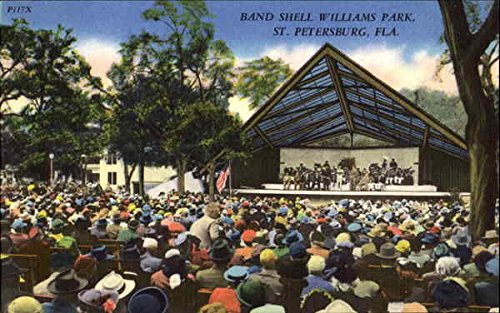 Amazon com: Band Shell Williams Park St  Petersburg, Florida