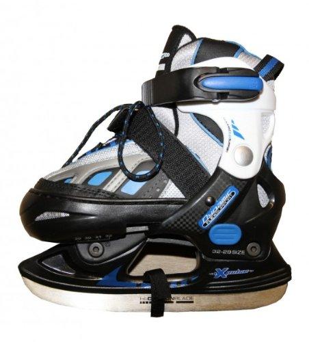 Hudora Xpulse Skates Ice Skates Profi SSkates Kids Ice Skates, número de zapato:29-32