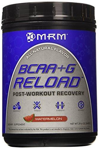 MRM BCAA plus G Reload Watermelon , 840 gram
