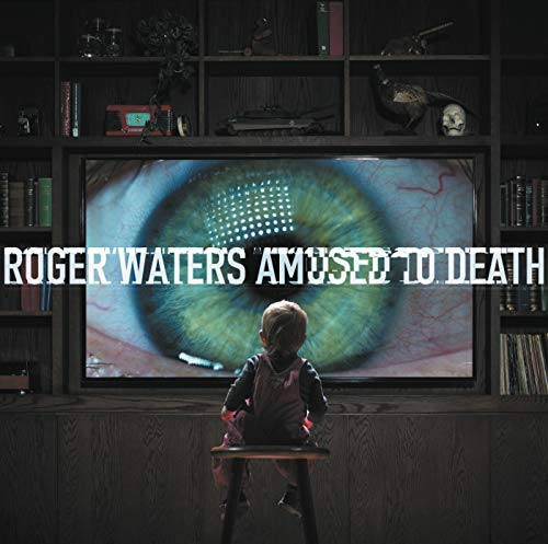 Amused to Death [Explicit] (Roger Waters And Pink Floyd The Concept Albums)