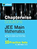 Chapterwise Solutions JEE Main Mathematics (2015-2002) (Old Edition)