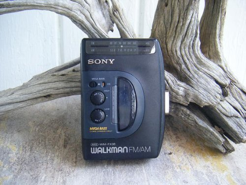 Sony Walkman FM/AM WM-FX38