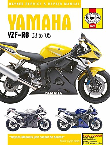 Yamaha YZF-R6, '03-'05 for sale  Delivered anywhere in Canada