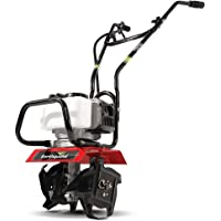 Earthquake 31452 MAC Tiller Cultivator, Powerful 33cc 2-Cycle Viper Engine, Gear Drive Transmission, Lightweight, Easy…