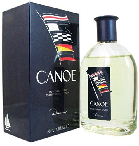 Canoe by Dana for Men. Eau De Toilette Spray 4-Ounces