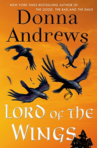 Lord of the Wings: A Meg Langslow Mystery (Meg Langslow Mysteries Book -