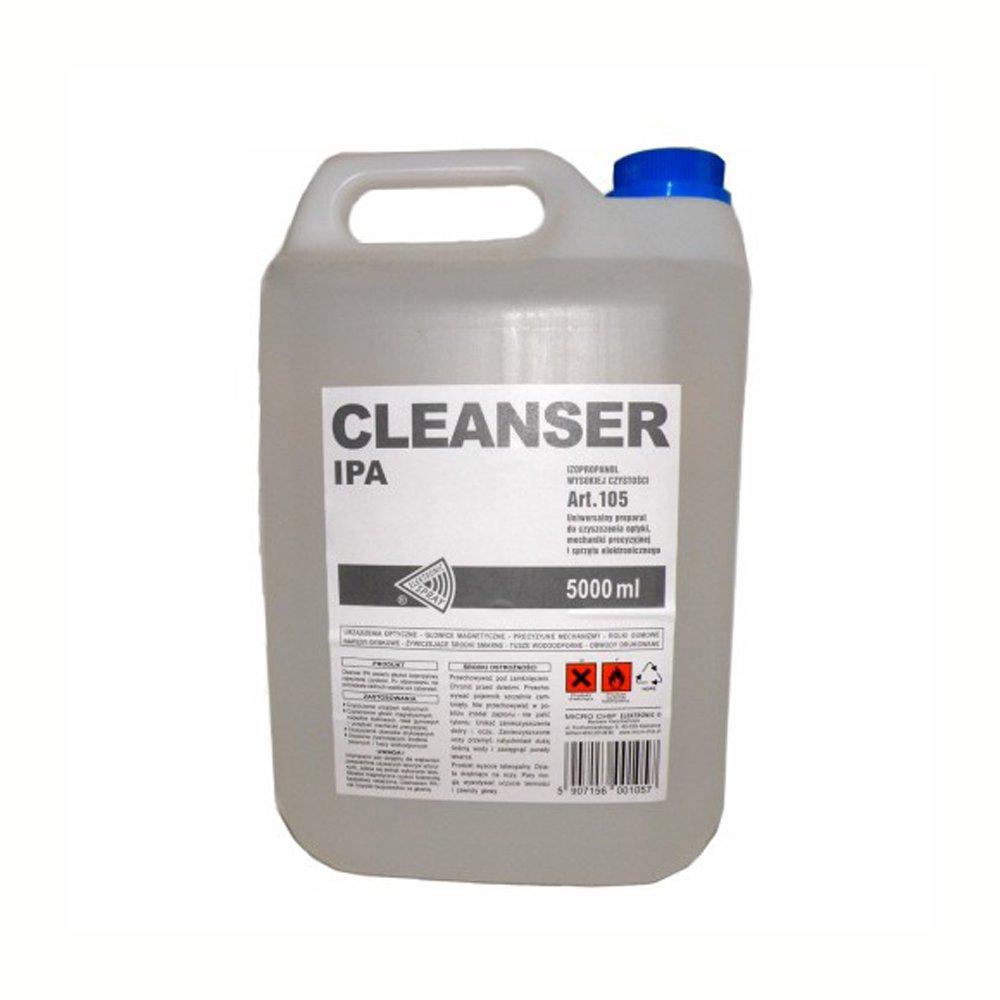 Limpiador Líquido Bandeja Limpiador ultrasonidos Lavadora Bañera Cleaner 5 L: Amazon.es: Industria, empresas y ciencia