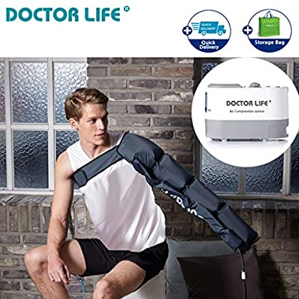 Image of Health and Household DSMAREF Recovery Compression System : Pump, Arm Sleeve.