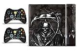 xbox 360 reaper skins for console - Designer Skin Sticker Fits:Microsoft Xbox 360 (360E) (3rd Gen) - Reaper