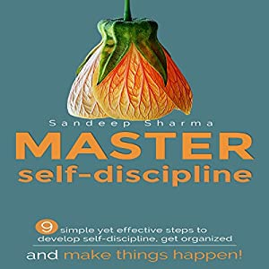 Master Self Discipline Audiobook