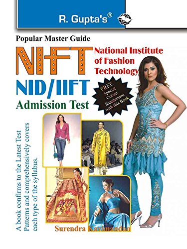 Buy Nift Nid Iift Entrance Exam Guide Book Online At Low Prices In India Nift Nid Iift Entrance Exam Guide Reviews Ratings Amazon In
