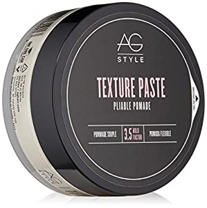 AG Hair Style Texture Paste Pliable Pomade 2.5 fl. oz. by AG Hair Cosmetics