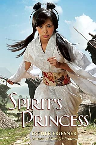 book cover of Spirit\'s Princess