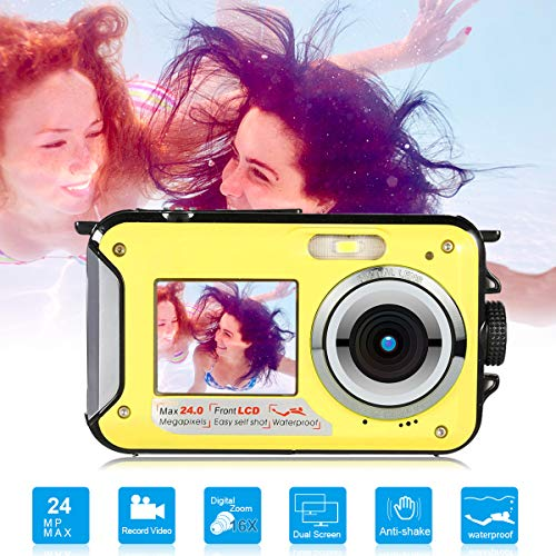 Best Point And Shoot Underwater Digital Camera - 5