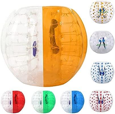 Bubble Ball, summerrio traslúcido 1.5 m Bumper pelota ...