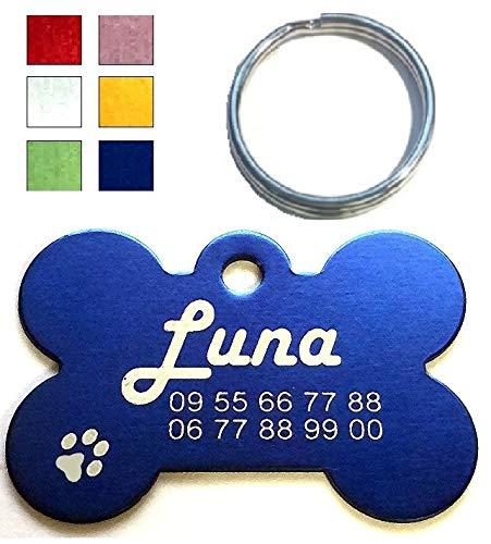 Medalla perro modelo