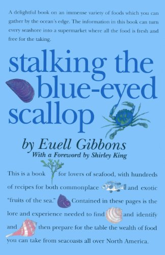 Stalking The Blue-Eyed Scallop (19640101) by Euell Gibbons