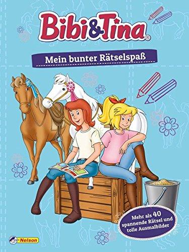 Bibi und Tina: Mein bunter Rätselspaß (Bibi & Tina)