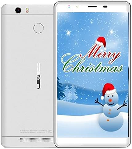 Leagoo Shark 1 Smartphone Libre (4G FDD LTE,6.0 Pulgadas, 6300mAh ...