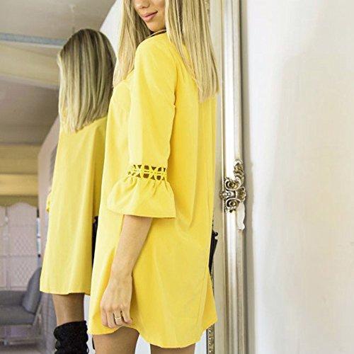 35ea2998e7b Dentelle Beautytop Halter 50 À Vintage Femmes Manches Print De Plaid Party  Robes Jupon Longues Soiree Moulante ...