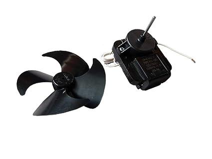 Kühlschrank Ventilator : Lüftermotor ventilator für kühlschrank no frost 12w 220 240v