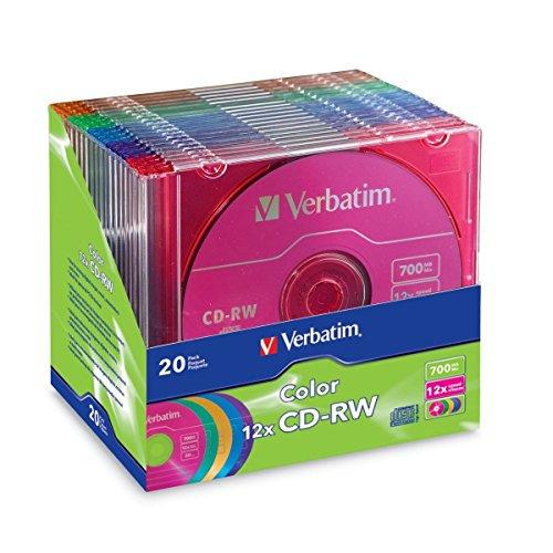 Most Popular CD RW Discs