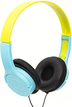 Wicked WI311 On-Ear 3.5mm Wired Headphones