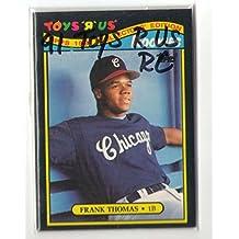 1991 Toys R Us Rookies CHICAGO WHITE SOX Team Set