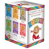 Soulistic Variety Pack Adult Cat Food Pouches Larger Image