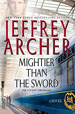 book cover of Mightier Than the Sword