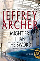 Mightier than the Sword opens with an IRA bomb exploding during the MV Buckingham's maiden voyage across the Atlantic - but how many passengers lose their lives?       When Harry Clifton visits his publisher in New York, he learns that...