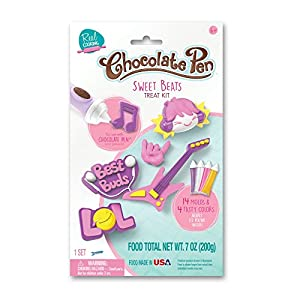 Real Cooking Sweet Beats Treat Kit - New Molds & Refills for Chocolate Pen 2