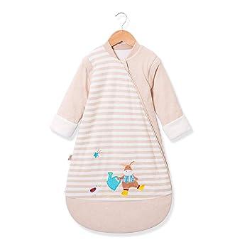 HUACANG Saco De Dormir Acolchado Bebé, Anti-Patada del Recién Nacido para Evitar La