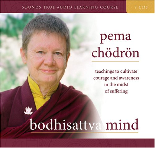 Bodhisattva Mind: Teachings to Cultivate Courage and Awareness in the Midst of Suffering by Sounds True