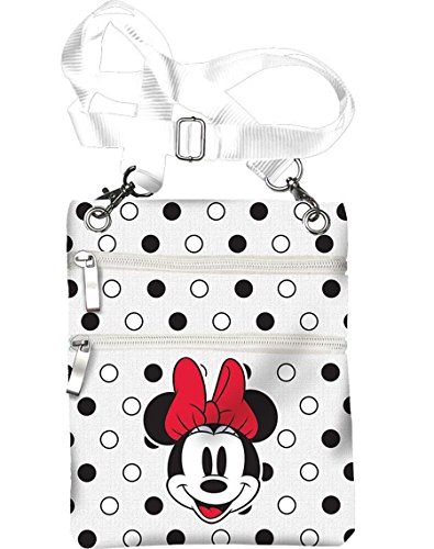 Disney Minnie Mouse Passport Bag