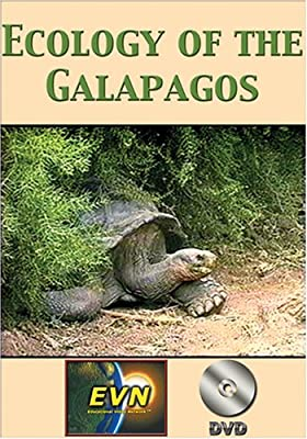 Ecology of the Galapagos DVD