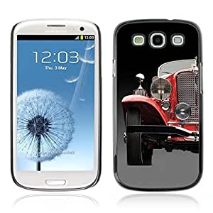 Colorful Printed Hard Protective Back Case Cover Shell Skin for Samsung Galaxy S3 III / i9300 i717 ( Classical Car Photo ) Kimberly Kurzendoerfer
