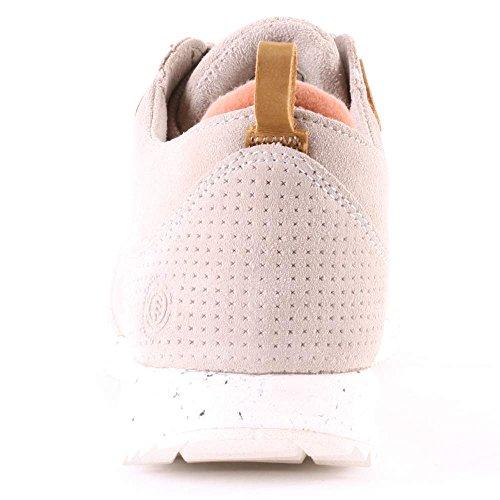 Element Mitake Mens Leather & Mesh Shoes Khaki - 43 EU