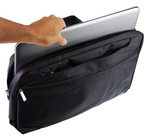 Navitech Black Graphics Tablet Case / Bag Compatible With